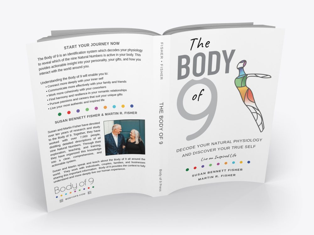 The Body of 9 - Decode Your Natural Physiology and Discover Your True Self