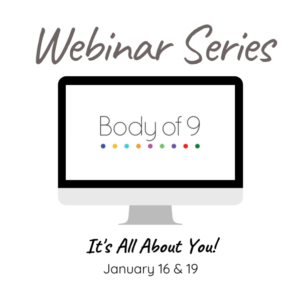 Webinar It's All About Your, January 16 and 19